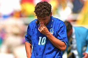 Roberto Baggio - thiên tài và cú luân lưu nghiệt ngã