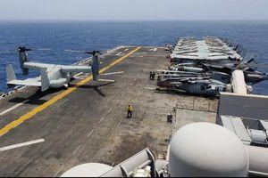 Trên tàu chiến Mỹ ở Vùng Vịnh, một lỗi nhỏ đã đủ châm ngòi chiến tranh