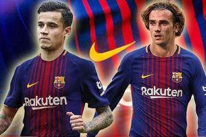 Griezmann và những bản hợp đồng đình đám của Barca