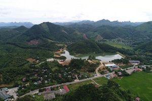 Công bố phê duyệt đồ án quy hoạch chi tiết Khu du lịch nghỉ dưỡng Hồ Dụ