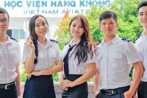 Điểm sàn Học viện Hàng không Việt Nam 2019