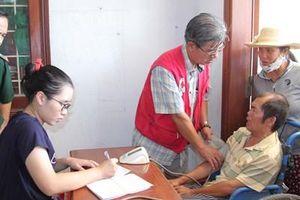 BĐBP Bình Định với hoạt động an sinh xã hội