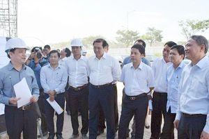 Lãnh đạo TP Đà Nẵng kiểm tra thực tế Khu Công nghệ cao