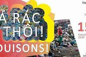 Thông điệp từ 'Xả rác ít thôi!'