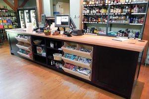 Mẹo đặt quầy thu ngân trong cửa hàng chuẩn phong thủy để tiền vào như nước