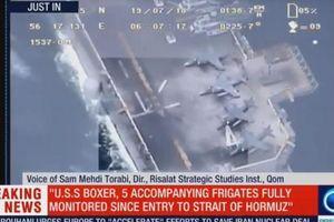 Mỹ tuyên bố bắn rơi máy bay không người lái, Iran tung video tố 'nói dối trắng trợn'