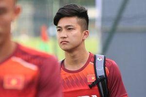 26 cầu thủ U22 Việt Nam được triệu tập, Martin Lo dần chiếm được niềm tin thầy Park