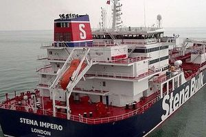 Lo ngại Iran thách thức tự do hàng hải quốc tế, Anh cảnh báo tàu tránh xa Eo biển Hormuz