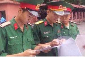 Điểm sàn xét tuyển 17 trường đại học quân đội từ 15 đến 23