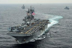 Mỹ bắn rơi máy bay không người lái của Iran: Căng thẳng ở Vùng Vịnh gia tăng