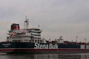 Iran trả đũa, bắt giữ tàu chở dầu của Anh