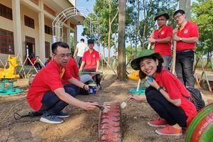 Đoàn khối cơ quan trung ương thăm làng Thanh Niên lập nghiệp ở Thanh Hóa