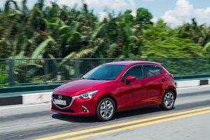 Mazda2 20202 là phiên bản thu nhỏ của Mazda 6 ?
