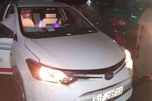 Truy bắt 2 nghi cắt cứa cổ tài xế taxi trong đêm
