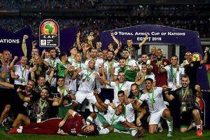 Đánh bại Senegal, Algeria vô địch CAN 2019