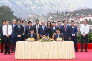 Thủ tướng vui mừng khi 'sếu đầu đàn' đã đến tỉnh miền núi Tây Bắc