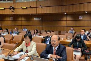Việt Nam tham gia khóa họp Ủy ban LHQ về Luật Thương mại quốc tế