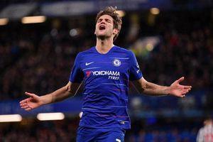 Marcos Alonso khẳng định tương lai với Chelsea, sẽ không ra đi trong kì chuyển nhượng mùa Hè