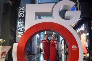 Bất chấp sức ép từ Mỹ, Huawei vẫn kiếm được hơn 50 hợp đồng 5G trên toàn cầu