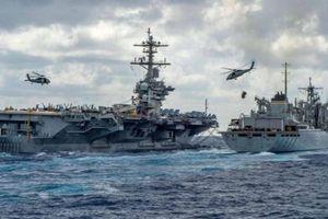 Mỹ cảnh báo đang chuẩn bị chiến dịch quân sự ở Trung Đông