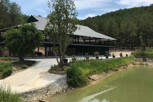 Nghệ An: Khu sinh thái Eo Gió rộng hơn 4ha chưa được cấp phép đã rầm rộ đón khách du lịch!