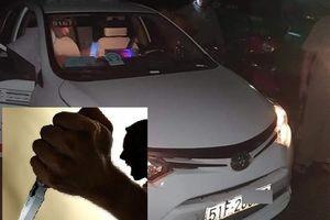Truy tìm gã thanh niên thuê taxi rồi cắt cổ tài xế cướp xe nhưng bất thành