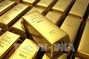 Giá vàng thế giới tuần qua đạt mức kỷ lục mới trong sáu năm