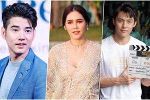 Sự trở lại của các diễn viên Thái Lan trên màn ảnh rộng: Mario Maurer sẽ có liên tiếp 2 phim, Mark Prin đóng phim điện ảnh đầu tay