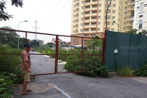 Khu đô thị Vĩnh Hoàng (Hà Nội): Dang dở 15 năm, dân vẫn miệt mài 'vác' đơn đi kiện