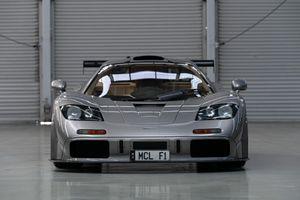 Chiêm ngưỡng siêu xe McLaren F1 phiên bản động cơ LM độc nhất thế giới