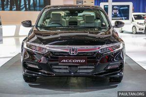 Honda Accord 2019 ra mắt thị trường Đông Nam Á, giá hơn 1,1 tỷ đồng