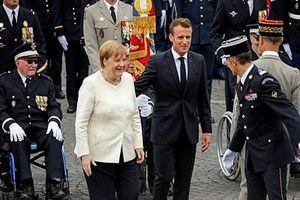 Nữ Thủ tướng Đức Angela Merkel chọn cách đối mặt với vấn đề sức khỏe riêng tư