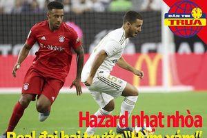 Hazard nhạt nhòa, Real đại bại; Minh Đức lần đầu vô địch ITF