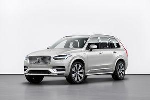 Volvo sẽ chế tạo SUV cỡ lớn, quyết đấu BMW X7 hay Mercedes GLS