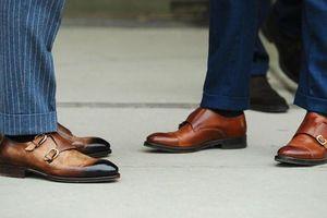Mặc suit nên phối giày tây như thế nào?