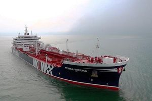 Về vụ bắt giữ tàu ở eo biển Hormuz