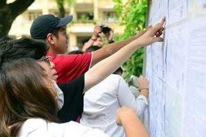 Công bố phương án 'điểm sàn' vào trường sư phạm và y dược