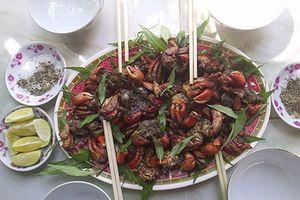 Không ngờ Việt Nam lại có những món gỏi lạ độc này