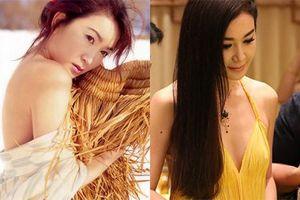 Chân dung mỹ nhân U60 nghiện chụp ảnh nude nhất showbiz Hoa ngữ