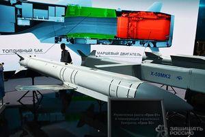 Khám phá 'bom bay' của siêu tiêm kích Sukhoi Su-57 Nga