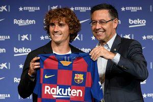Tây Ban Nha điều tra Griezmann và Barcelona dàn xếp chuyển nhượng