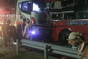 Tai nạn liên hoàn trên đường tránh hầm Hải Vân, 13 người thương vong