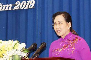 Phó Chủ nhiệm UBKTTƯ Lê Thị Thủy được chỉ định làm Bí thư tỉnh Hà Nam