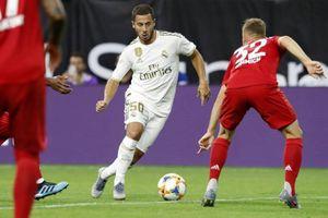 Hazard ra mắt, Real Madrid thua đậm Bayern Munich