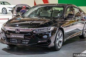 Cận cảnh Honda Accord 2019 đang trình làng tại Indonesia