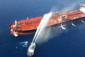 Chính phủ Anh gây sức ép buộc Iran thả tàu bị bắt giữ