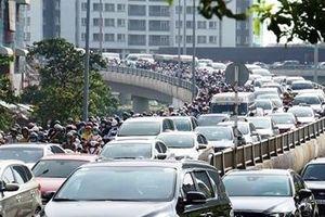 Thu phí ôtô vào trung tâm có giảm được tắc đường?