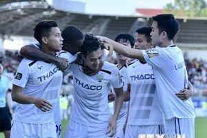 Vòng 17 V-League: Viettel giành 3 điểm, Hà Nội áp sát TP.HCM