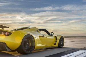 Top 10 siêu xe nhanh nhất thế giới 2019