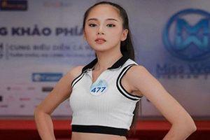 Ngắm nhan sắc thí sinh trẻ nhất Miss World Việt Nam 2019